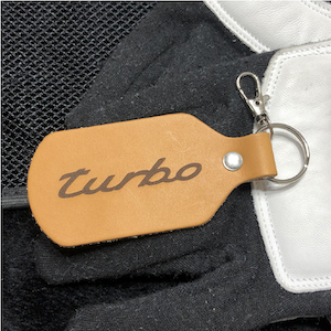 Porsche Turbo (vintage) Key Fob